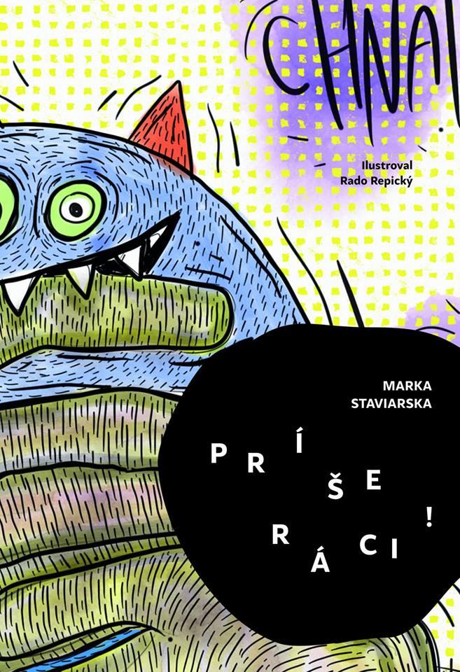 Článok z webu Košický samosprávny kraj : Učiteľ zo ŠÚV-ky ilustruje knihu